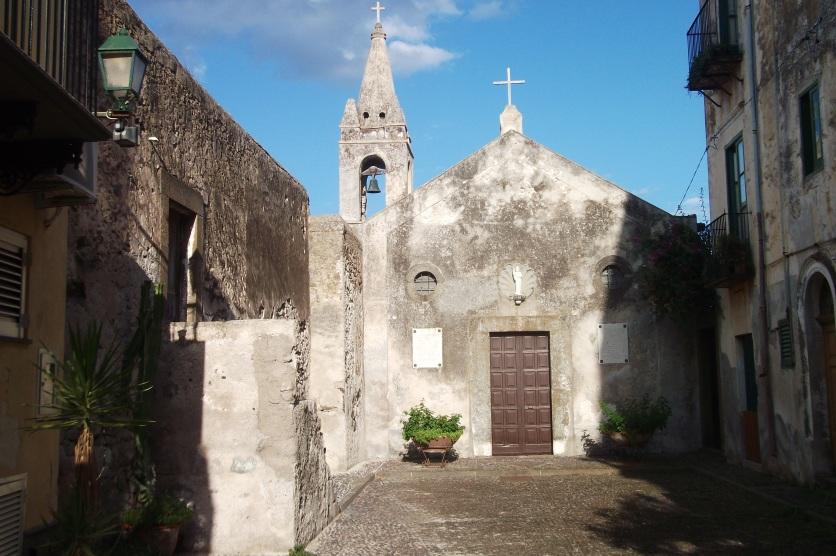 Alte Kirche in Lipari © Wolfgang Stoephasius