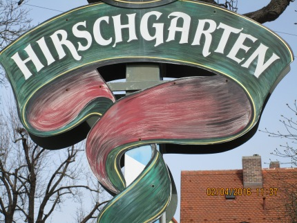 Hirschgarten © Wolfgang Stoephasius