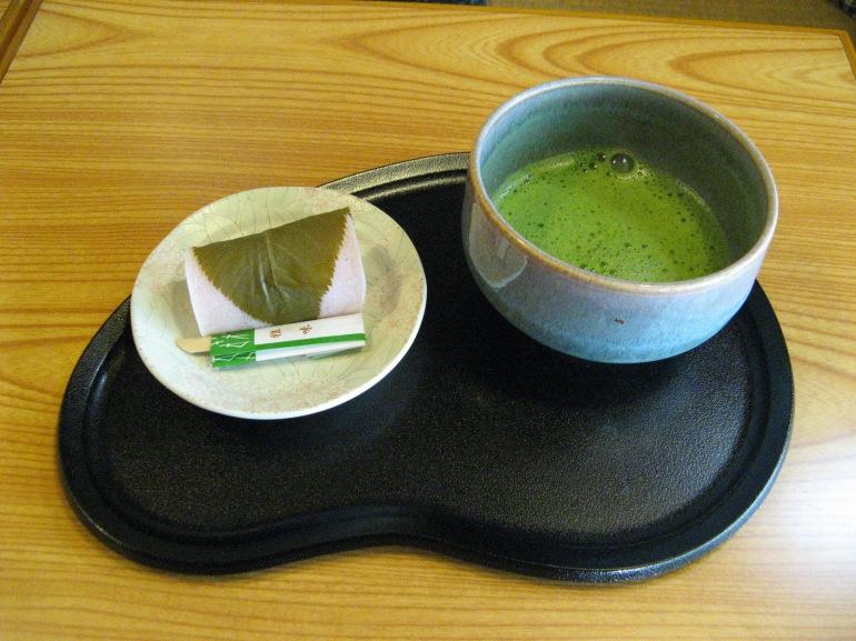 Tee Matscha