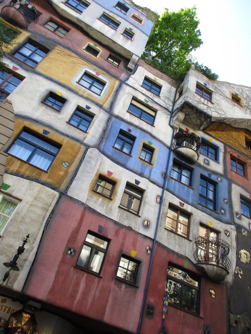Hundertwasserhaus © Wolfgang Stoephasius