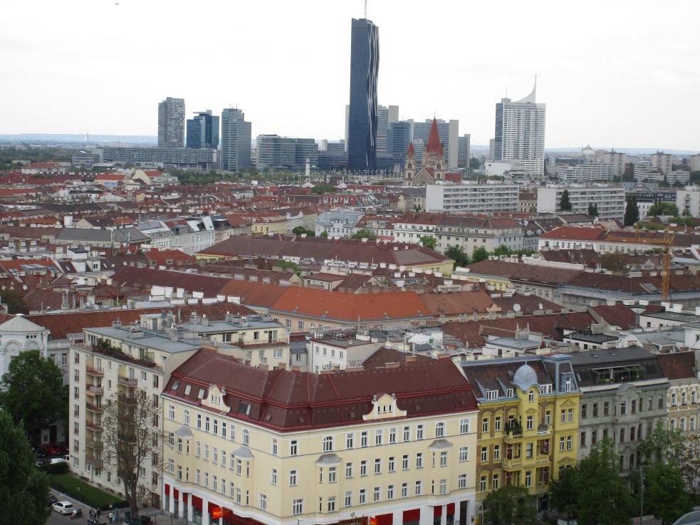UNO-City © Wolfgang Stoephasius