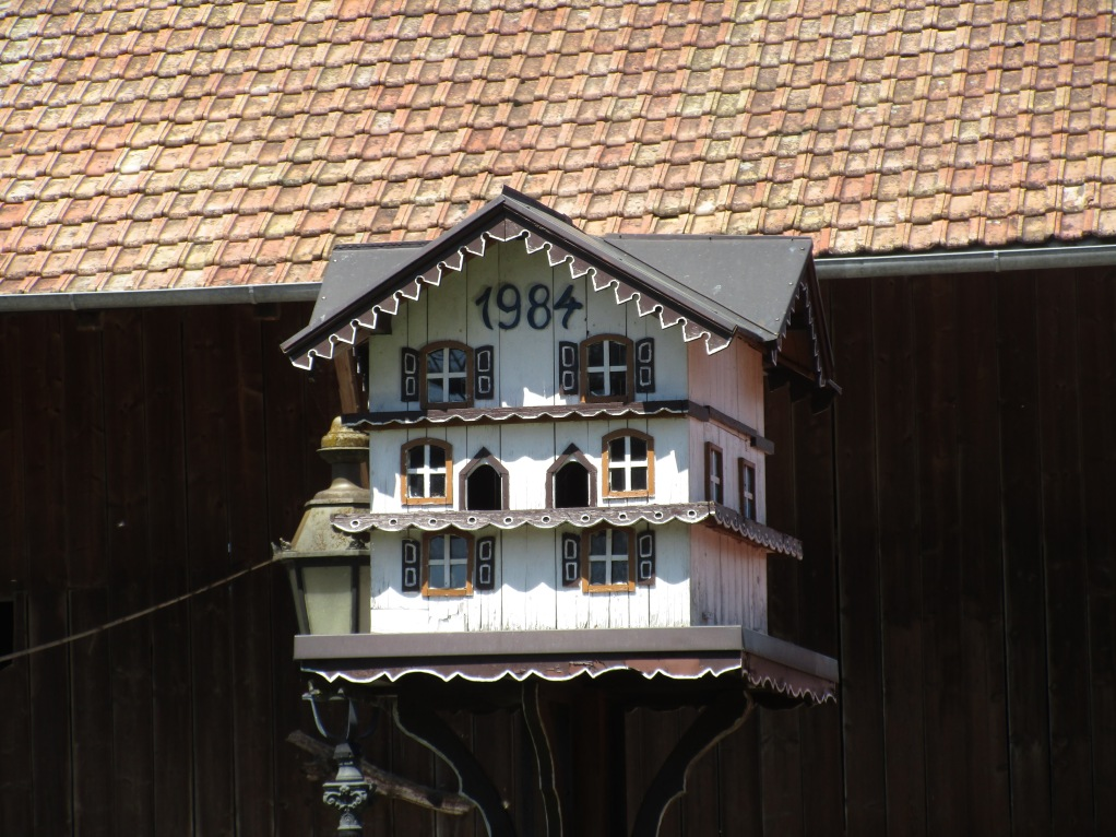 Taubenschlag © Wolfgang Stoephasius
